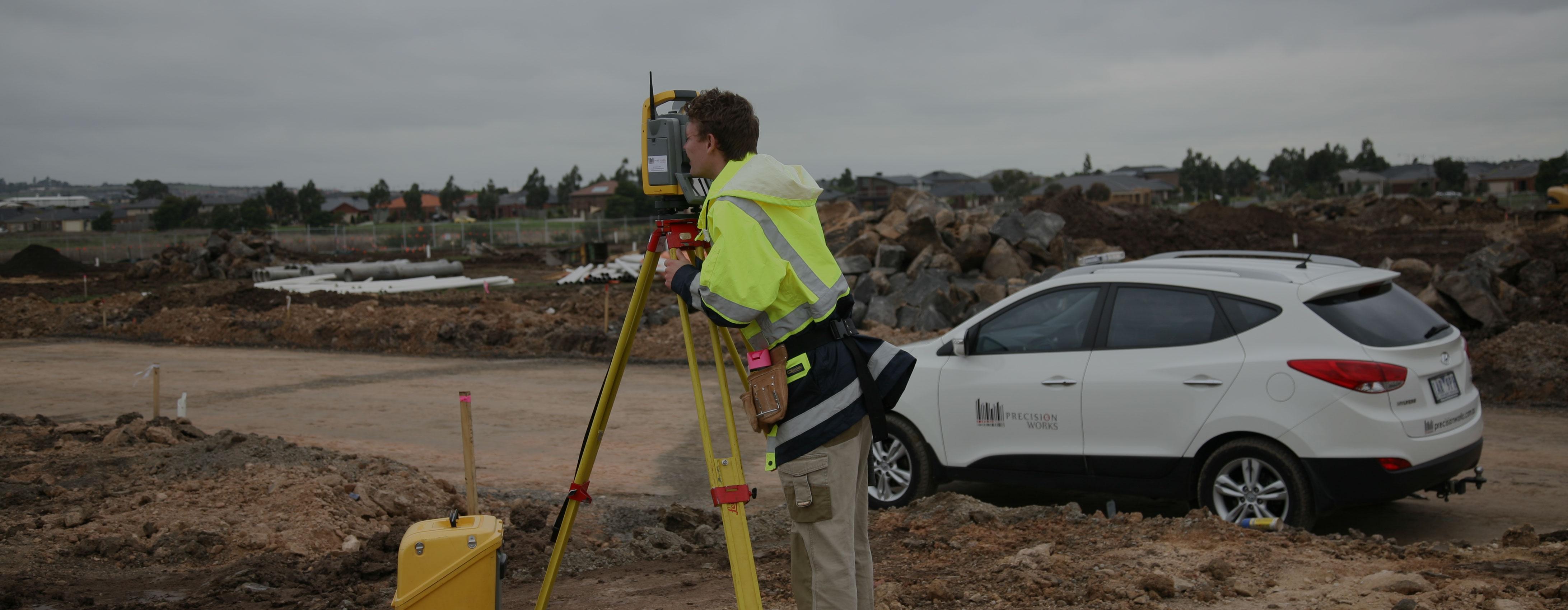Precision Works Land Surverying Land Surveyors In